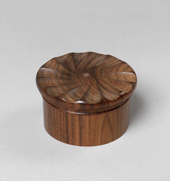 Box, David Pye, 1976, Crafts Council Collection: W10. Photo: Todd-White Art Photography.