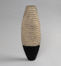 Striped Vessel, Malcolm Martin, 1998, Crafts Council Collection: W123. Photo: Todd-White Art Photography.