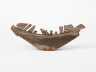 Boat, Bryan Newman, c. 1970s. Crafts Council Collection: P82. Photo: Stokes Photo Ltd.