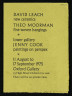 Leaflet, Oxford Gallery group exhibition: David Leach, Theo Moorman, Jenny Cook, Oxford Gallery, 1975, Crafts Council Collection: AM288. © Estate of Joan Crossley-Holland