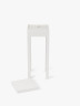 Bedside Table/Alarm Clock, Michael Anastassiades, 2006, Crafts Council Collecton: W160. Photo: Stokes Photo Ltd.