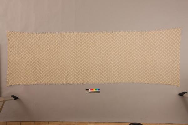 Brick Linen, Gilian Little, 1993, Crafts Council Collecton: T141. Photo: Heini Schneebeli.