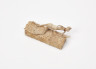 Single Figure, Tadek Beutlich. Crafts Council Collection: 2019.9. Photo: Stokes Photo Ltd.