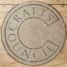 Crafts Council Floor Stone, Tom Perkins, c. 1991/ 2. Crafts Council Collection: 2018.14. © Tom Perkins Photo: Stokes Photo Ltd.