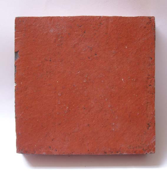 Terracotta tile, Ruabon Clay Products, Crafts Council Collection: HC249.